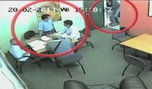 Dictan 15 años de prisión a responsables de crimen en notaría Paino