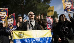 Venezuela: miles marchan para exigir la libertad de Leopoldo López