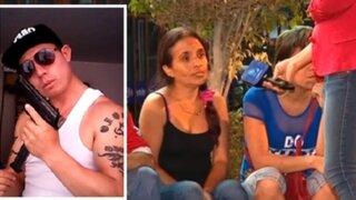 Masacre en Independencia: se pronuncian los familiares del asesino