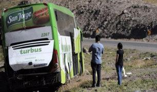 Argentina: una peruana figura en lista de fallecidos por volcadura de bus