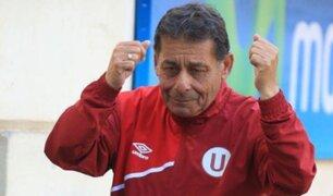 Roberto Chale regresó a Lima y sería operado