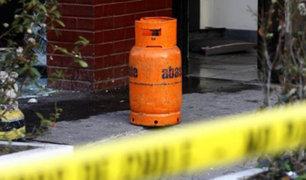Chile: ocho años de cárcel para sujeto que intentó robar un balón de gas