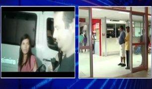 Esposo de canadiense desaparecida fue trasladado al hospital Casimirio Ulloa
