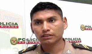 Asignan seguridad personal a policía que abatió a asesino en Independencia