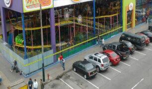 San Miguel: asaltan conocido centro de diversiones