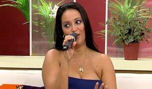 Mariela Zanetti recuerda sus comienzos en la televisión en Combinado