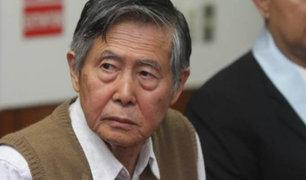 Alberto Fujimori: PPK propuso hoy voltear la página, tiene razón
