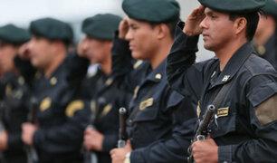 Nuevo reglamento autoriza a policías a trabajar en sus días de franco
