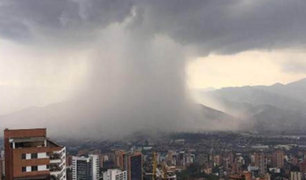 Colombia: tormentas e intensas lluvias causan estragos en Antioquía