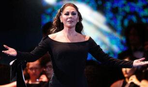 Isabel Pantoja cautiva Viña del Mar con homenaje a Juan Gabriel
