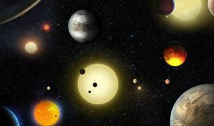 Se calcula que existen 40,000 millones de planetas similares a la tierra