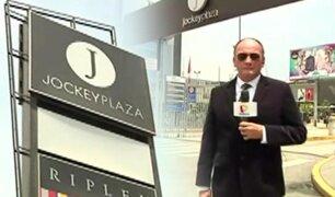 Municipalidad de Surco garantiza seguridad en Jockey Plaza