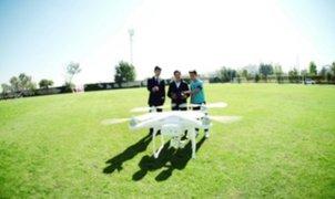 Presentan drones que son capaces de detectar casos de bullying