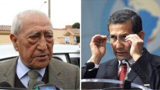 Isaac Humala expresa su profunda decepción y asegura que Ollanta lo traicionó