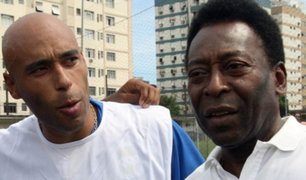 Corte brasileña ordena detener a hijo de Pelé por narcotráfico
