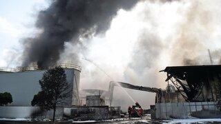 Singapur: pánico por incendio en área industrial que desencadenó explosiones