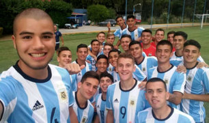 Argentina cayó 1-0 ante Venezuela por la fecha 1 del Sudamericano Sub 17