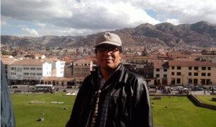 Infarto cerebral acabó con la vida de fiscalizador baleado en Los Olivos