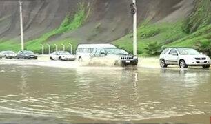 Aniego en Miraflores se produjo por desborde de canal de regadío
