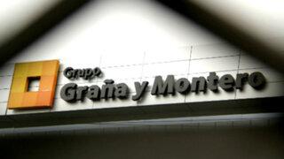 Acciones de Graña y Montero registraron una caída de 33%
