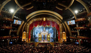 Expectativa por discurso anti-Trump en fiesta del Oscar