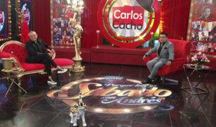 Porque Hoy es Sábado con Andrés homenajeó al gran Carlos Cacho