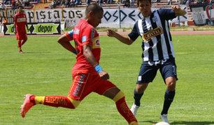 Alianza Lima y Sport Huancayo empataron 2-2 en Torneo de Verano
