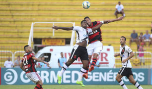 Flamengo ganó 1-0 a Vasco da Gama por Torneo Carioca