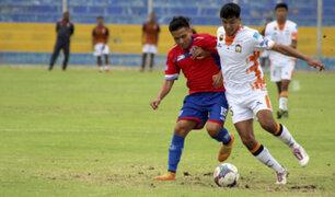 Ayacucho FC igualó marcador 1-1 ante Unión Comercio