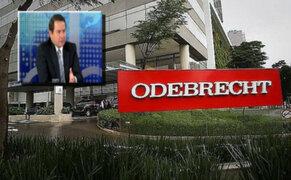 Caso Odebrecht: Juan Mendoza analiza escenarios económicos tras escándalo de corrupción