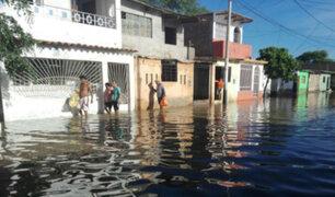 Panamericana TV y Adra Perú inician campaña solidaria para damnificados en Piura