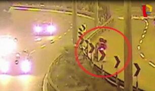Policías vienen investigando la muerte de joven motociclista