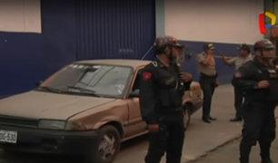 San Luis: hombre es asesinado cerca al camal de Yerbateros