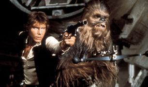 El regreso de Han Solo y Chewbacca a la pantalla grande