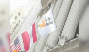 Situación de Graña y Montero podría afectar a afiliados de AFP
