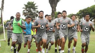 Universitario de Deportes: jugadores mentalizados en superar mala racha