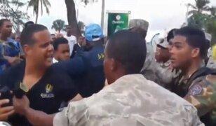 República Dominicana: violento enfrentamiento durante carnaval en Santo Domingo