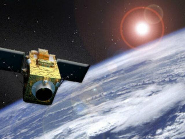 Satélite Perú SAT-1 podría ayudar a prevenir impacto de desastres naturales