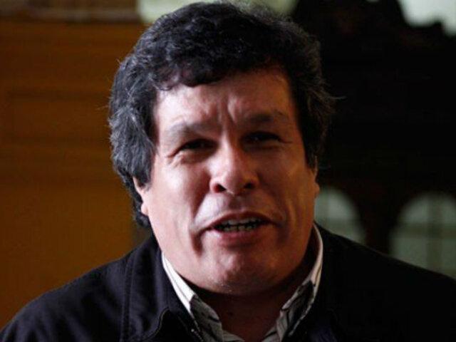 """Heriberto Benítez: """"No se ha aprobado extradición a Alejandro Toledo"""""""