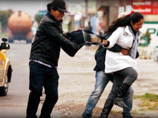 San Luis: ocho distritos de Lima Este y PNP se unen contra la inseguridad ciudadana