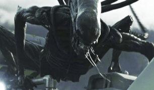 """Se estrena el aterrador nuevo tráiler de """"Alien: Covenant"""""""