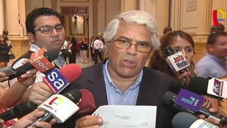 Carretera Interoceánica: Gino Costa desmiente a Monroy Abogados