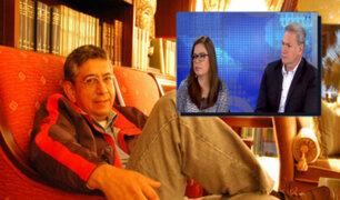 Periodistas se unen en búsqueda de José Yactayo