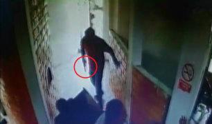 Delincuentes armados asaltan piscina en San Juan de Lurigancho