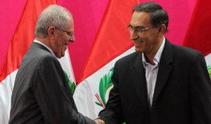 PPK evalúa plantear cuestión de confianza ante eventual censura de ministro Vizcarra