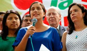 Frente Amplio presentó dos mociones de interpelación por Martín Vizcarra