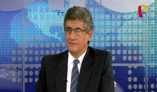 """Sheput sobre cuestión de confianza por Vizcarra: """"Es un escenario previsor que no significa una decisión"""""""