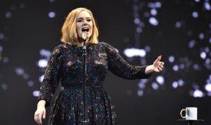 Adele no usará fuegos artificiales en sus conciertos tras accidente de su hijo