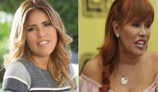 Magaly Medina tuvo altercado con hija de Isabel Pantoja en concierto