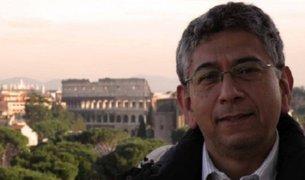 José Yactayo: restos del periodista son velados en Miraflores